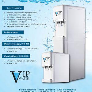 Dystrybutor wody OVIO OHC-500U