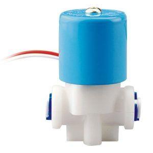 SLC-10 wysokiej jakości 2 way dozownik wody elektromagnetyczny zawór z tworzywa sztucznego